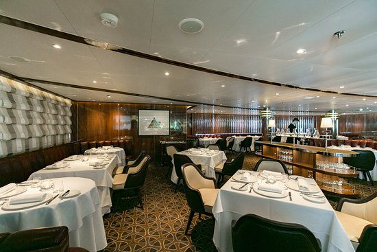 Seabourn Ovation: The Grill by Thomas Keller on Seabourn Ovation