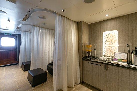 Seabourn Ovation: Spa Treatment Rooms on Seabourn Ovation