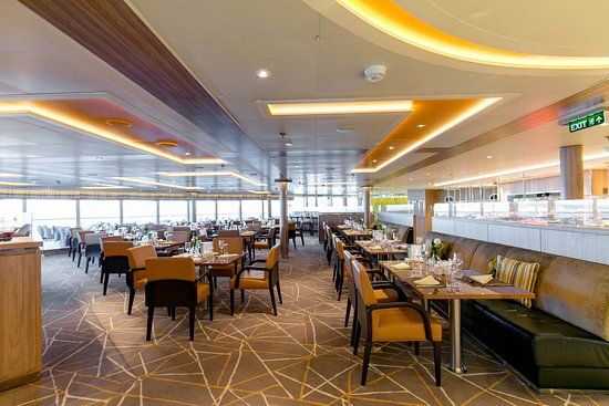 The Colonnade on Seabourn Ovation