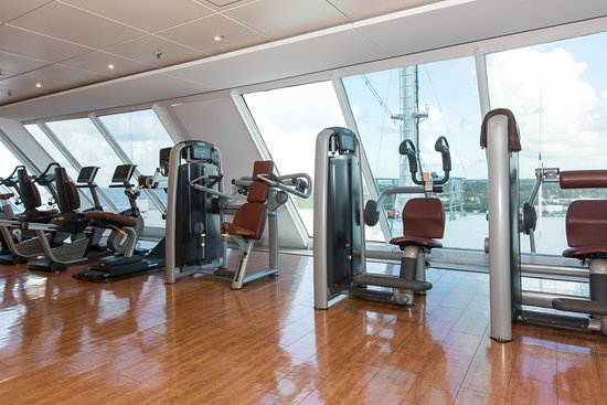 Fitness Center on Grand Classica