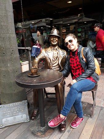 Eu e Carlos!