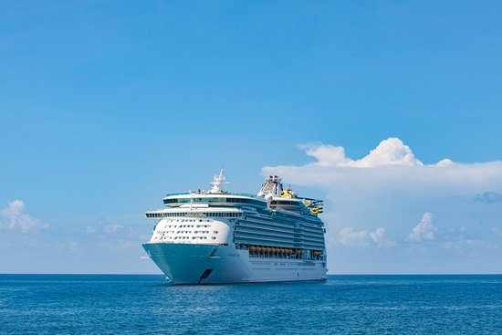Ship Exteriors on Mariner of the Seas