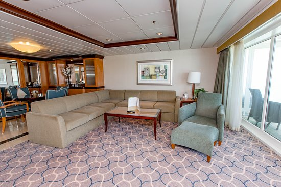 The Owner's Suite on Mariner of the Seas