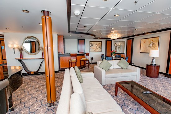 The Royal Suite on Mariner of the Seas