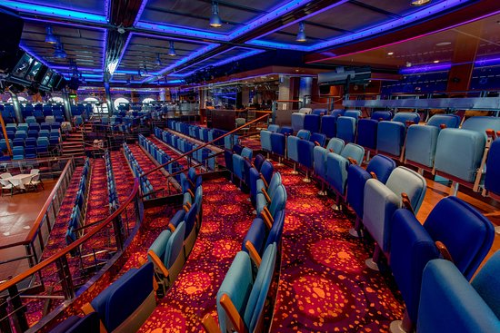 Studio B on Independence of the Seas