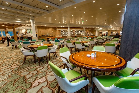 Windjammer Cafe on Independence of the Seas