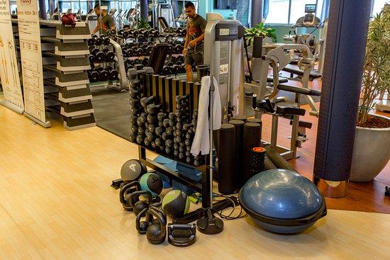 Fitness Center on Eurodam