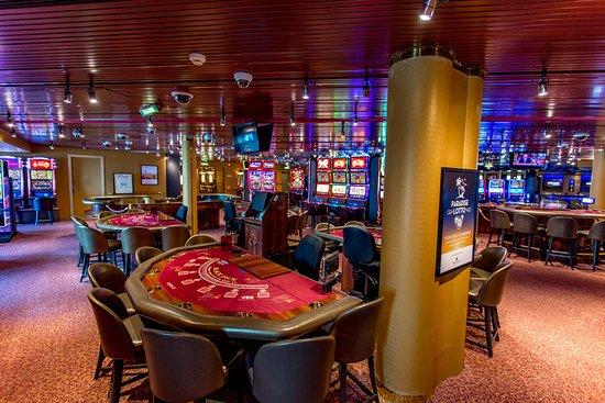 Casino on Eurodam