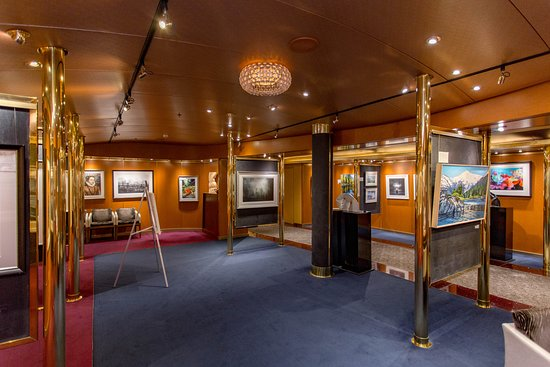 Art Gallery on Eurodam