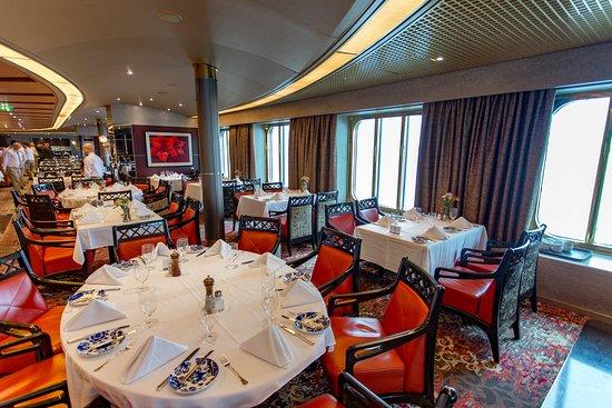 The Dining Room on Eurodam