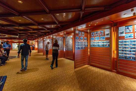 Photo and Video Gallery on Ruby Princess