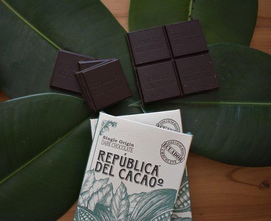 Republica del Cacao - Centro Histórico de Quito: Discover the jewel of the amazon thought this delicious chocolate bar