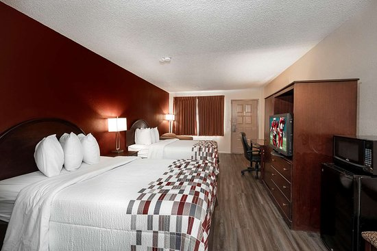 Red Roof Inn Childress: Deluxe Double