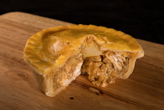 The London Pie: nice and full of meat