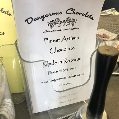 Dangerous Chocolate