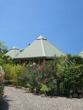 Emplacement idéal et bungalows agréables
