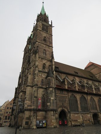 St Lorenz Nürnberg