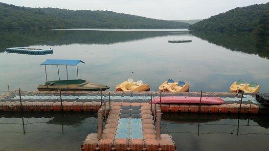 Sindhudurg District, India: Lake View-1