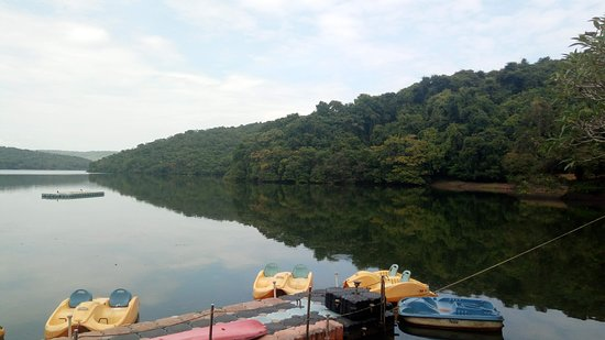Sindhudurg District, India: Lake View-2