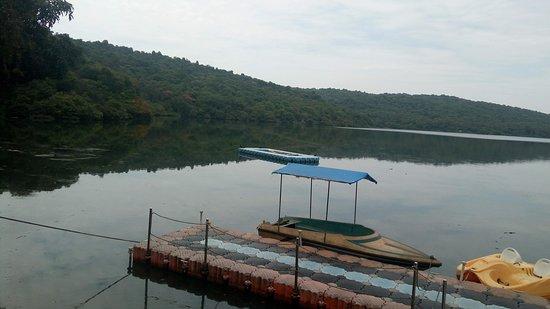 Sindhudurg District, India: Lake View-3