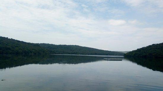 Sindhudurg District, India: Lake View-4