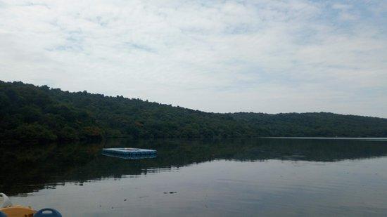 Sindhudurg District, India: Lake View-5