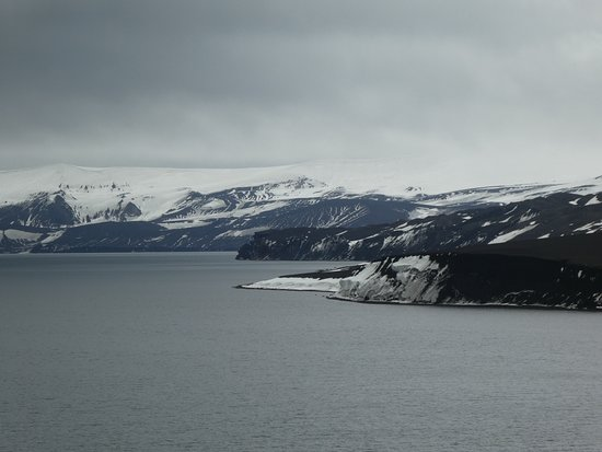 Deception Island Antarctic Peninsula | UPDATED September