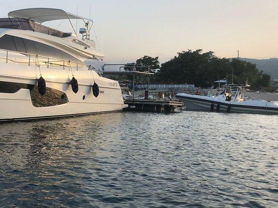 Soverato Marina, Olaszország: Pontile Blue Marine Soverato Nord