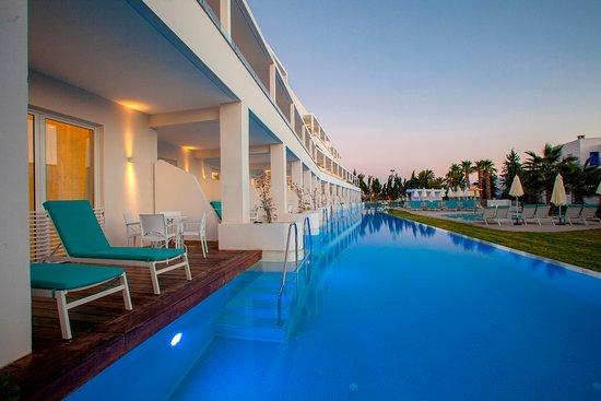 Aliathon Aegean : Swim-Up Suite - Aegean Swim-Up Suites