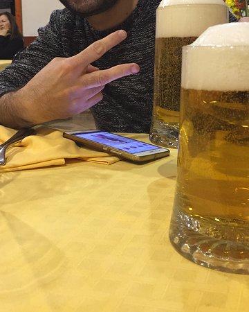 boccali di birra!
