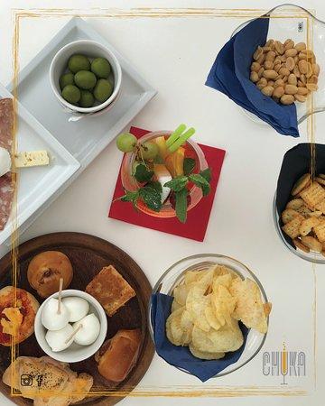 Bar Chuka: Spritz Aperol and aperitif