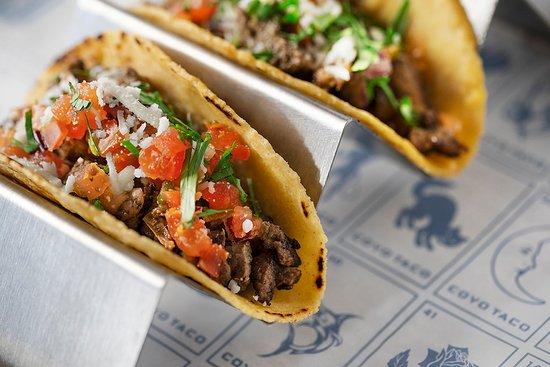 Coyo Taco : Tacos de Carne Assada