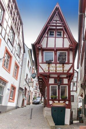 Die Altstadt von Bernkastel-Kues nur 100 Meter
