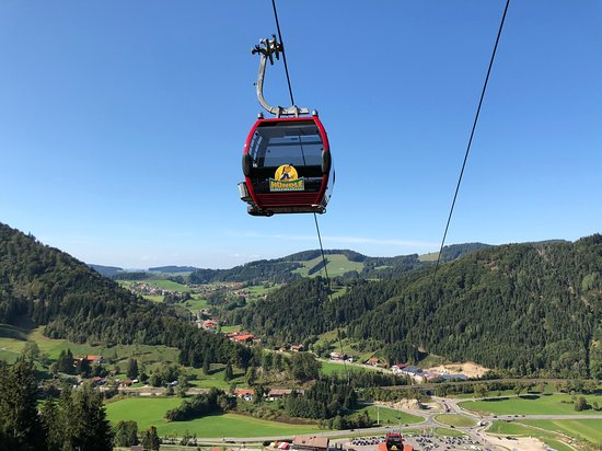 Oberstaufen, Germania: Hündlebahn