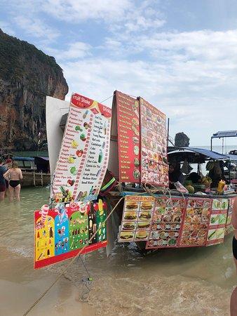 PhraNang Cave Beach Resmi