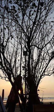 Landscape - Sunset on Seminyak Photo