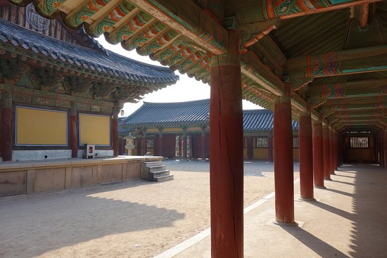 Bulguksa Temple: 불국사