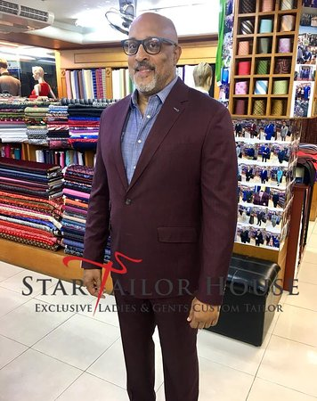 Tailor in Phuket/ Tailor Patong/ Best Tailor Phuket/ Bespoke Tailor Phuket- Star Tailor House