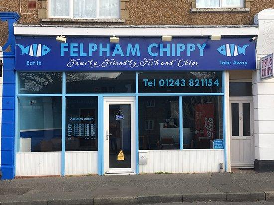 cd504b35e532 Felpham Chippy - Updated 2019 Restaurant Reviews