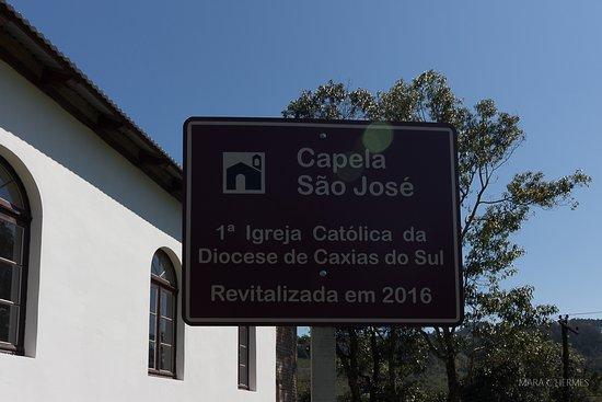 Farroupilha, RS: O valor da capela