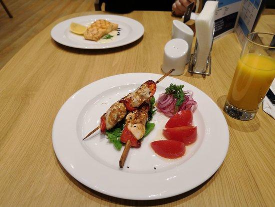 Обед на заказ