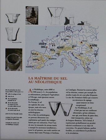Les Fontaines Salées: Le flyer de la DRAC Bourgogne