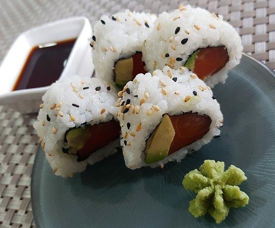IDO Sushi Bar: Tapeo  con sushi