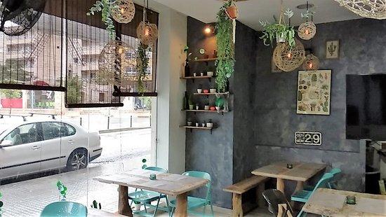 IDO Sushi Bar: Salón 2