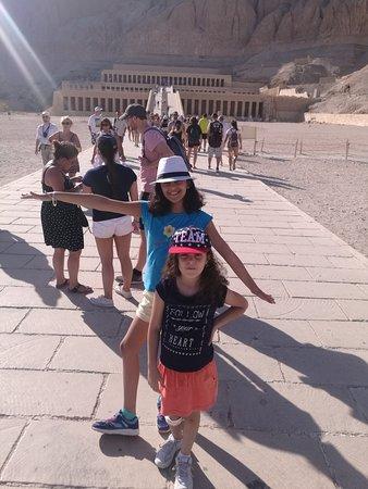 Hurghada, Ägypten: Hatshepsut temple