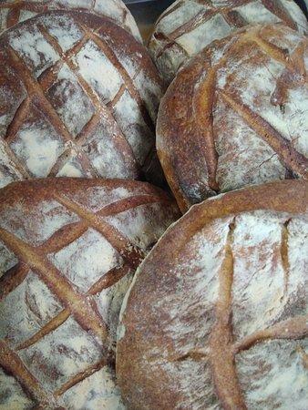 Sarche, Italy: Il nostro pane fatto in casa, con lievito madre