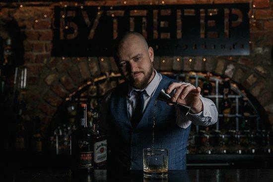 Bootlegger bar