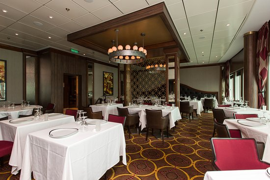 Chops Grille on Vision of the Seas
