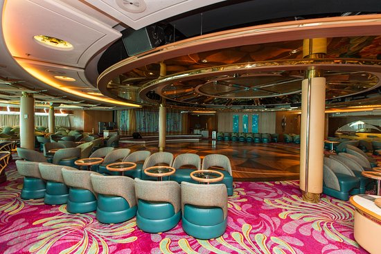 Some Enchanted Evening Lounge on Vision of the Seas