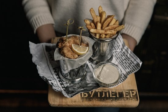 Fish&Chips - 6.50 BYN